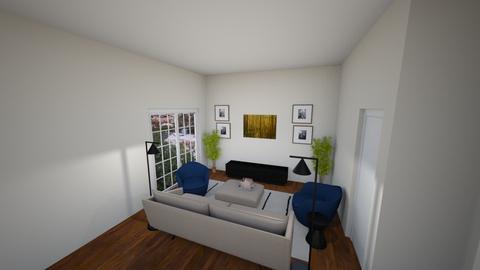 Brandon Living Room - by Brandon Clark