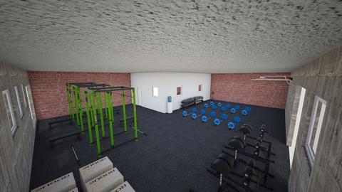 JFC Warehouse Gym - by rogue_e81e4e63f7cc2c046e4f8cc01536b