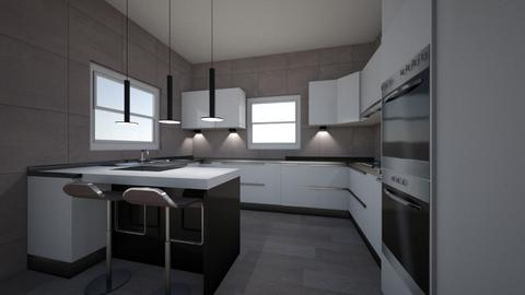 uka sec ref kitchen - Kitchen - by jfx