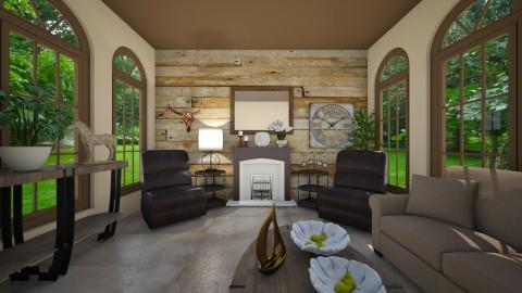 Jacen - Living room - by VeroDale