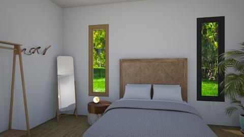 My my - Bedroom - by hannah25