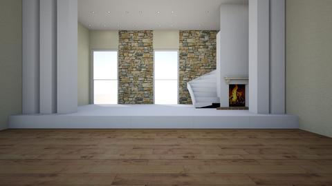 umah - Living room - by jinnnoty