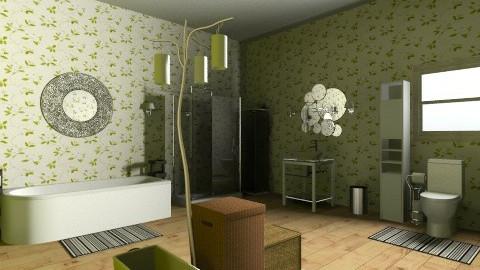 eA  - Glamour - Bathroom - by EA Eryl