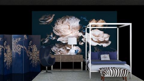 Botanical Bedroom - Bedroom - by jjp513