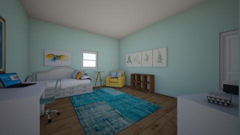Dream Bedroom  - Kids room - by Fabianaorellano