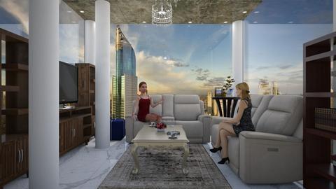 Coloum 212 - Living room - by slyteryn oliver