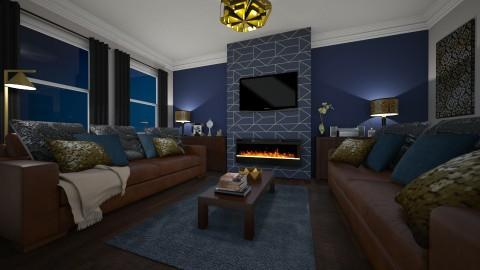 living room - by nikkisp
