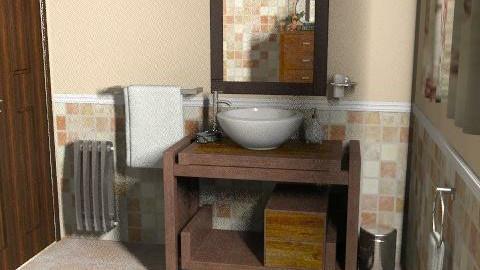 villa unifam IIp. bath2 - Glamour - Bathroom - by limina88