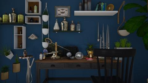 apothecary - Garden - by Design By Aafira
