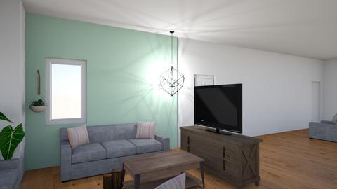 Woonkamer buffetkast 2m - Living room - by nicoroza