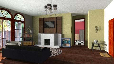Livingroom - Living room - by TheAlgonaGirl