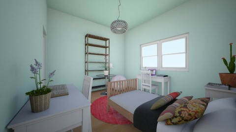 Room 3 - Bedroom - by Jana Alwidyan