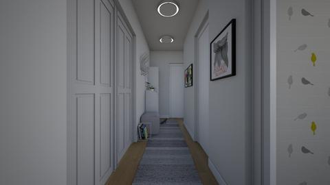 Hallway - by meggle