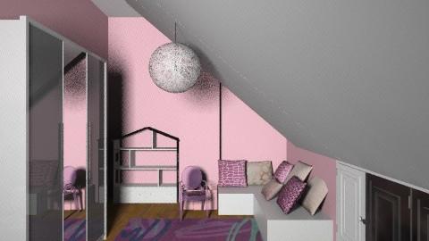 Pazsit gyerekszoba3 - Kids room - by Gubacsi Judit