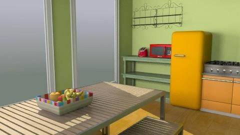 Kitchen - Vintage - Kitchen - by Doosy