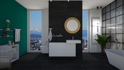 Creative Interior - Bathroom - by Remixraum