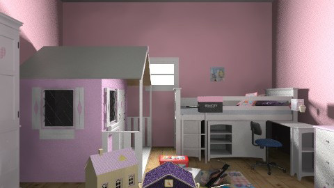 kids room - Kids room - by smiler4life