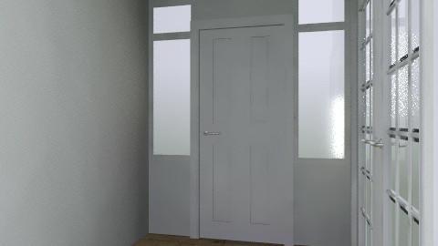 christy - Classic - Hallway - by cwumydeco
