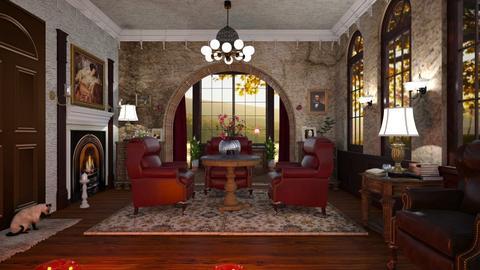 M_ BH - Living room - by milyca8