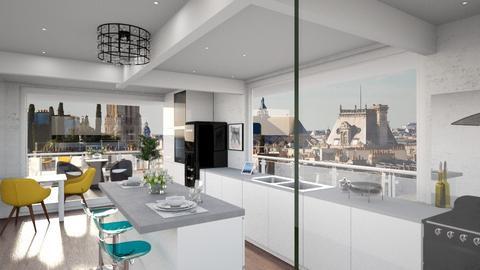 Modern kitchen 3 - Kitchen - by Andrula