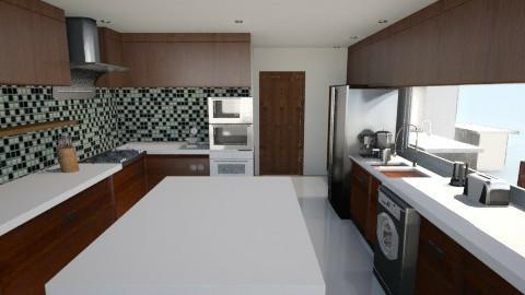 Living 2 - Living room - by Thiago Araujo