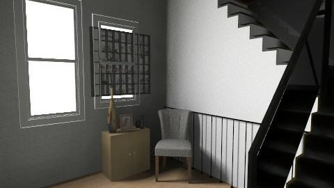 hallway - by zaz11