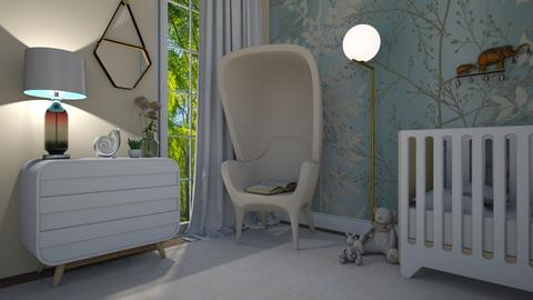 Baby Room - Kids room - by cosettevis