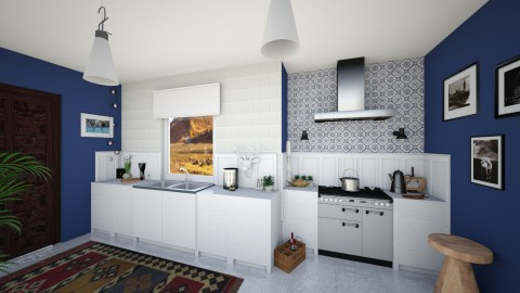 Inspired EHD - Rustic - Kitchen - by Ta yhy