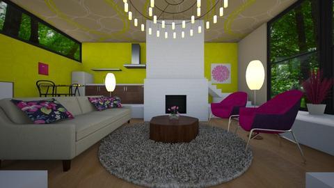 Thonet - Living room - by raim