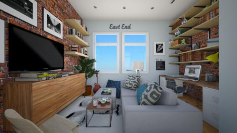 Home Office - Office - by lauren_murphy
