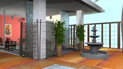 garden - Modern - Garden - by evakiew