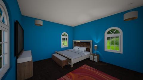 My BedRoom - Modern - Bedroom - by coolboy95