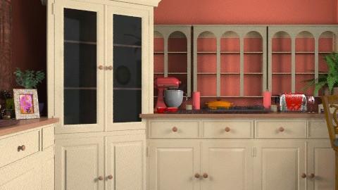 kitchen - Rustic - Kitchen - by jewels0686