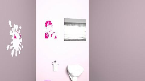 London room - Retro - Bathroom - by Noella Louisy