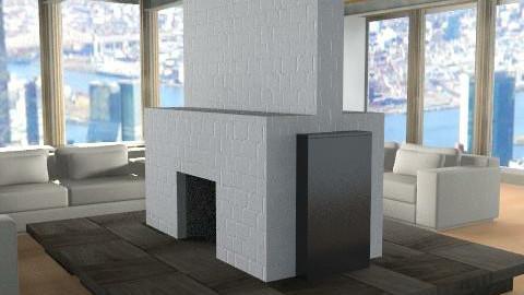 loft - Minimal - Living room - by shelleycanuck
