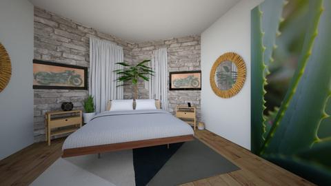 mine - Bedroom - by cuddelbear