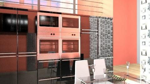 remake - Minimal - Kitchen - by karmen411