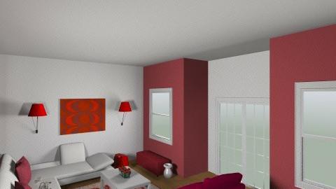 Living Room  Four - Living room - by Kelzoid