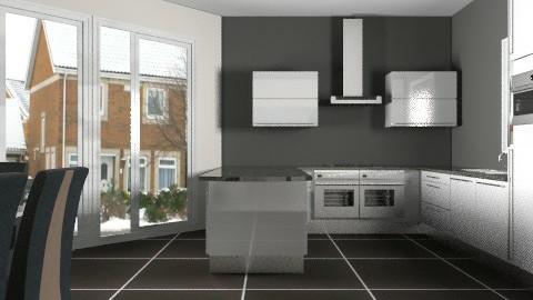 Kitchen1 - Modern - Kitchen - by yvonne400cc