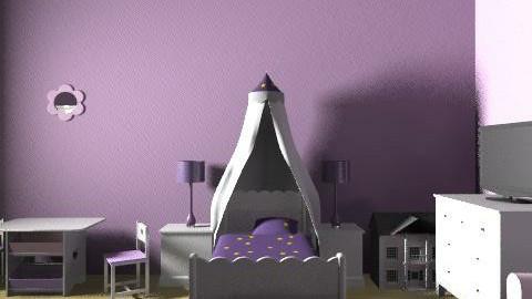 Çocuk Odası - Classic - Kids room - by my98e8r