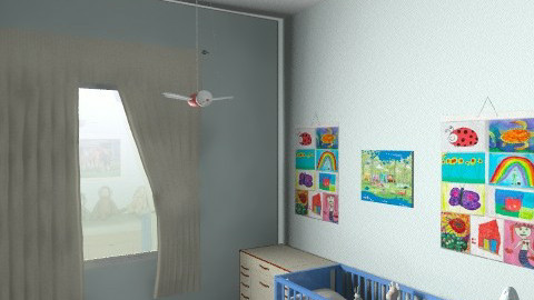 Cili76 Gyerekszoba - Minimal - Kids room - by Vargn Nagy Ceclia