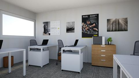 ROOM 1_22 - Office - by mloo123