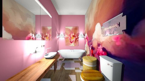 Ehh - Bathroom - by WainbowKoneko
