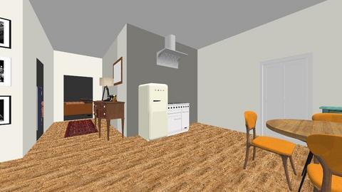 apt1 - Living room - by EmLiminator