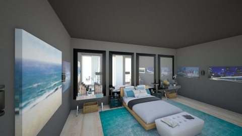Room 1 - by Hanny Dee