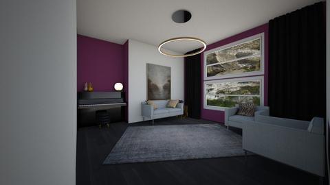Elegance - Glamour - Living room - by JarvisLegg