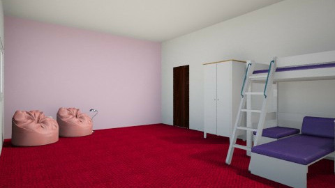 My room - Kids room - by mirka04