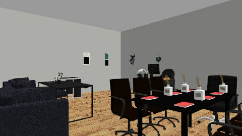mr.black - Office - by Raouf Sassine