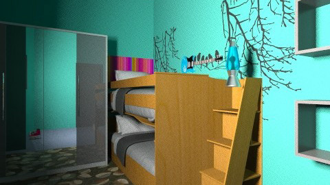 My room 01 - by Ellen GASSER
