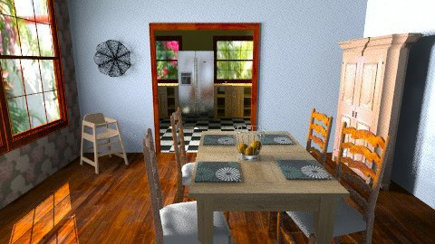 Home of diningrooms - Dining room - by TheAlgonaGirl